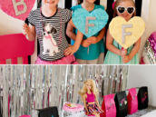 Barbie Birthday Photo Booth