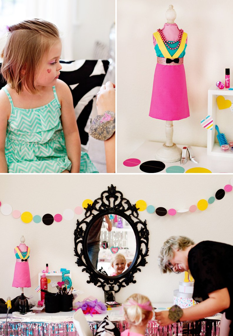 Barbie Party Beauty Station