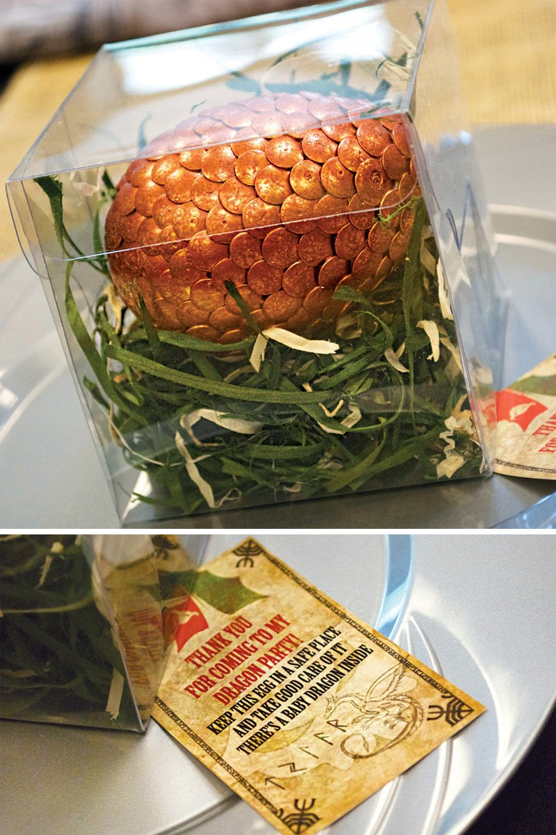 Diy Dragon Eggs