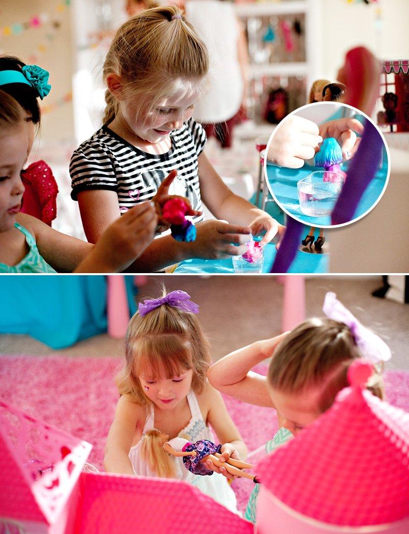 Barbie Color Me Cute Dolls
