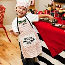 italian chef birthday party