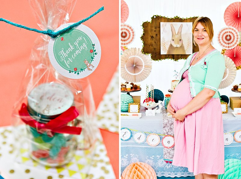 bunny baby shower