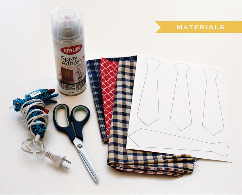 diy-neck-tie-garland-tutorial_2