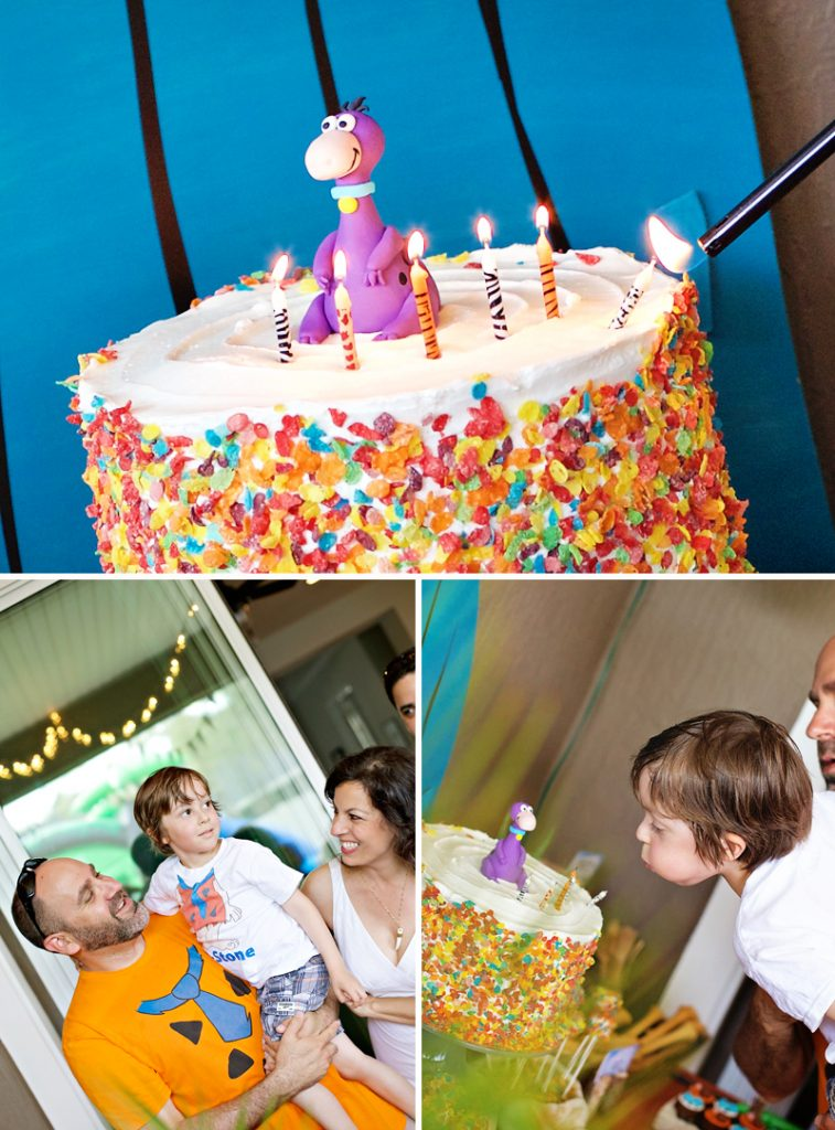 Classic Amp Rockin Flintstones Birthday Party Hostess