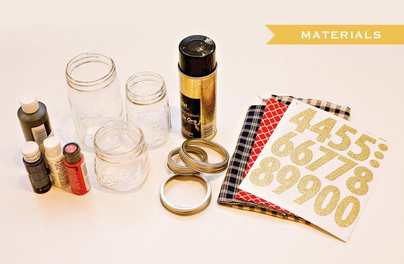 DIY Project Materials