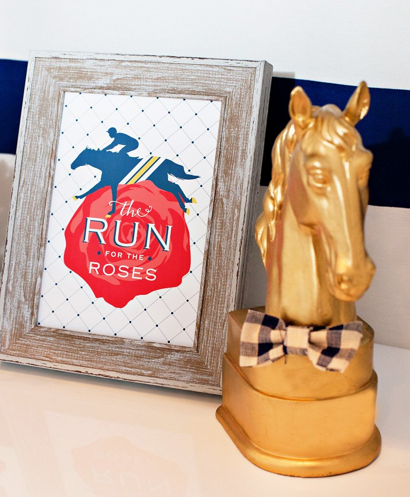 Derby Style Inspired Kentucky Party Ideas Hostess