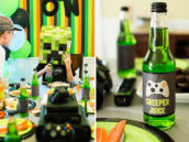 Minecraft Party Creeper Juice