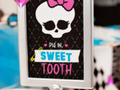 Monster High Party Printables by HWTM - Free Printables