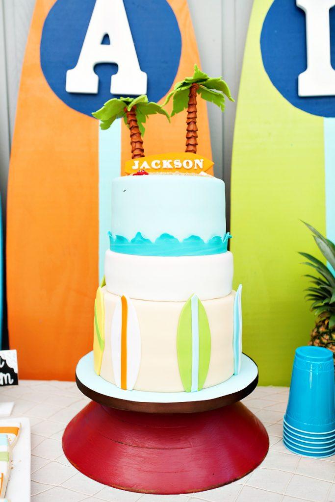 surf shack birthday