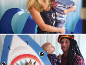 under the sea photo booth ideas
