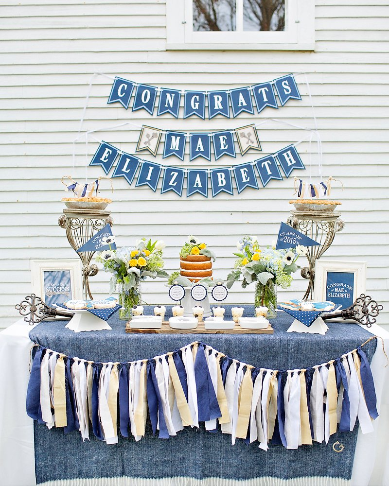 graduation party picnic