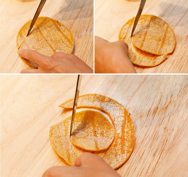 Rose Chips Tutorial - 3