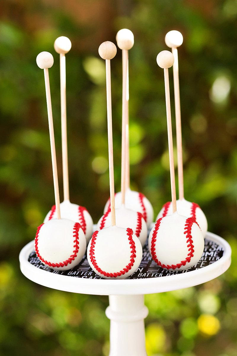 modern baseball party