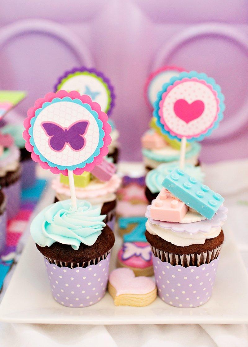 girly lego friends birthday party