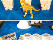dinosaur party snack ideas