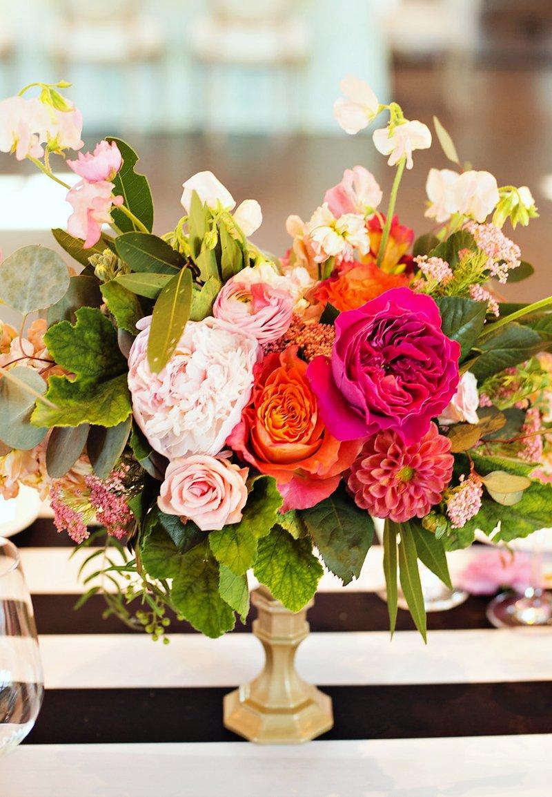 floral centerpice