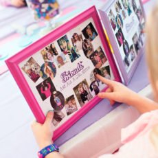girly lego friends birthday party