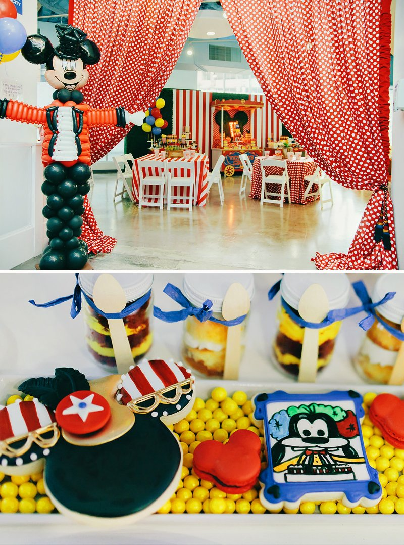 mickey mouse circus