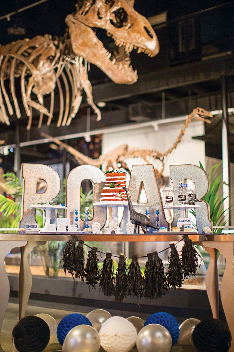 {Super Stylish} Jurassic World Movie Premiere Party // Hostess with the Mostess®