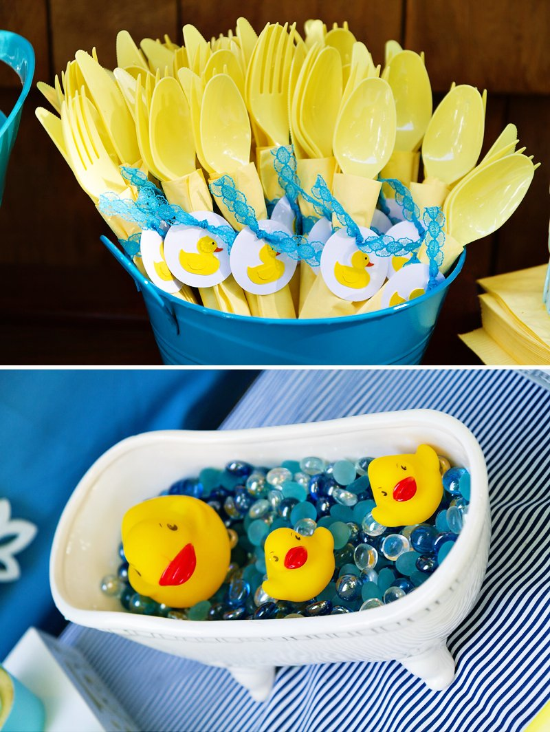 Crafty Amp Charming Rubber Ducky Baby Shower Hostess With