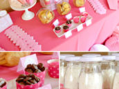 tickled pink baby shower