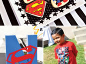 Justice League Superman Cookies