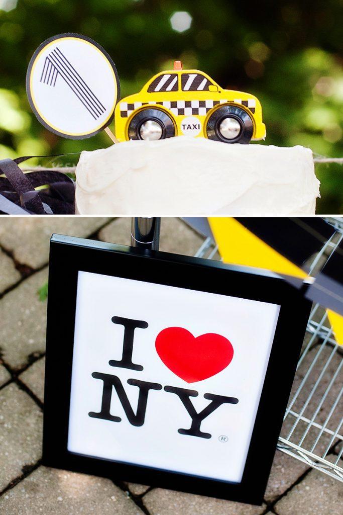 new york city birthday party