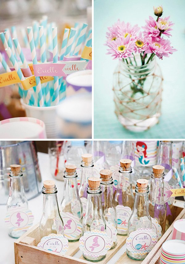 under the sea birthday party decor ideas