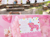 animal cookie party favors