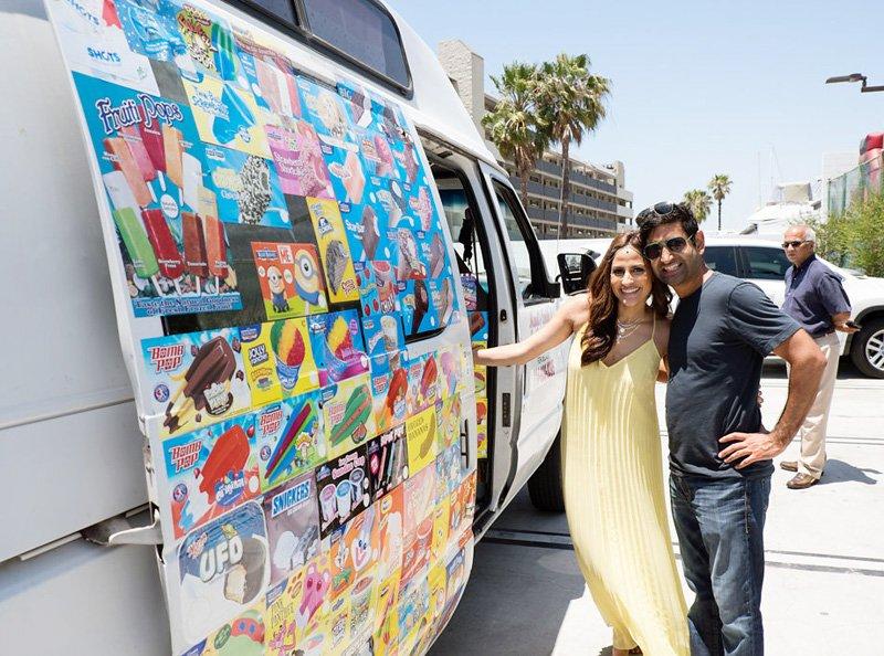 party ice cream truck