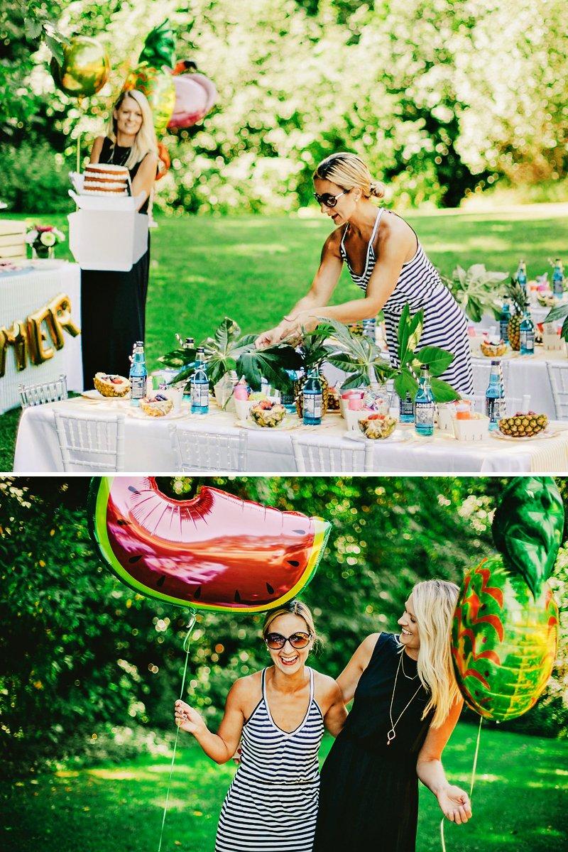 fruit balloons