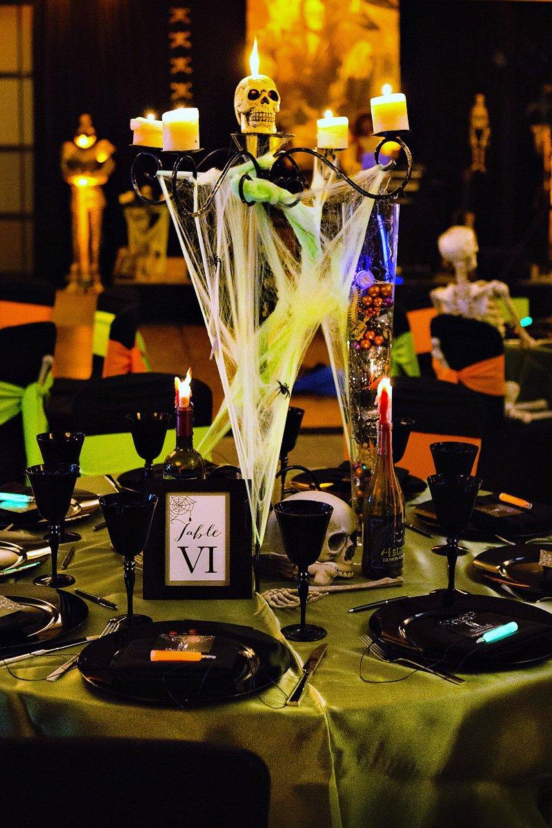 halloween anniversary party