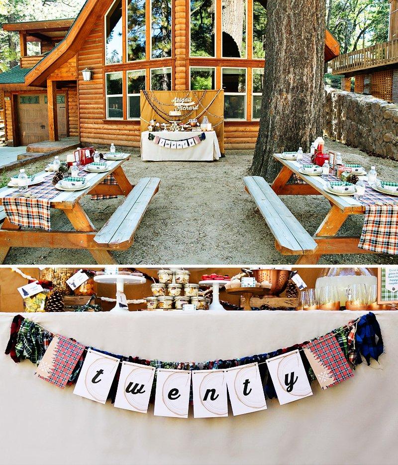 cabin anniversary