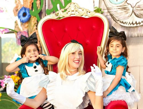 {Magical & Artistic} Alice in Wonderland Birthday Party