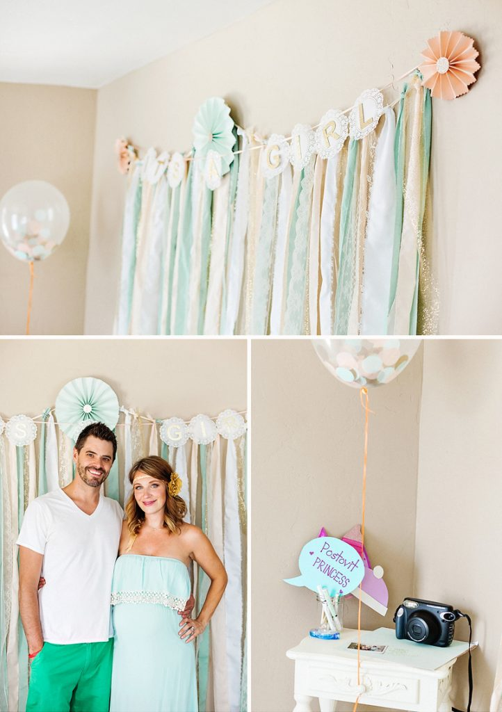 baby shower photo