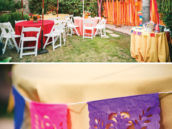backyard birthday fiesta inspiration