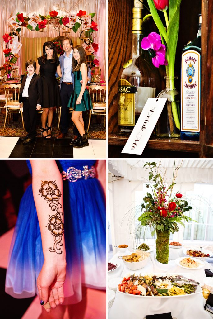 Alice in Wonderland Bat Mitzvah Ideas