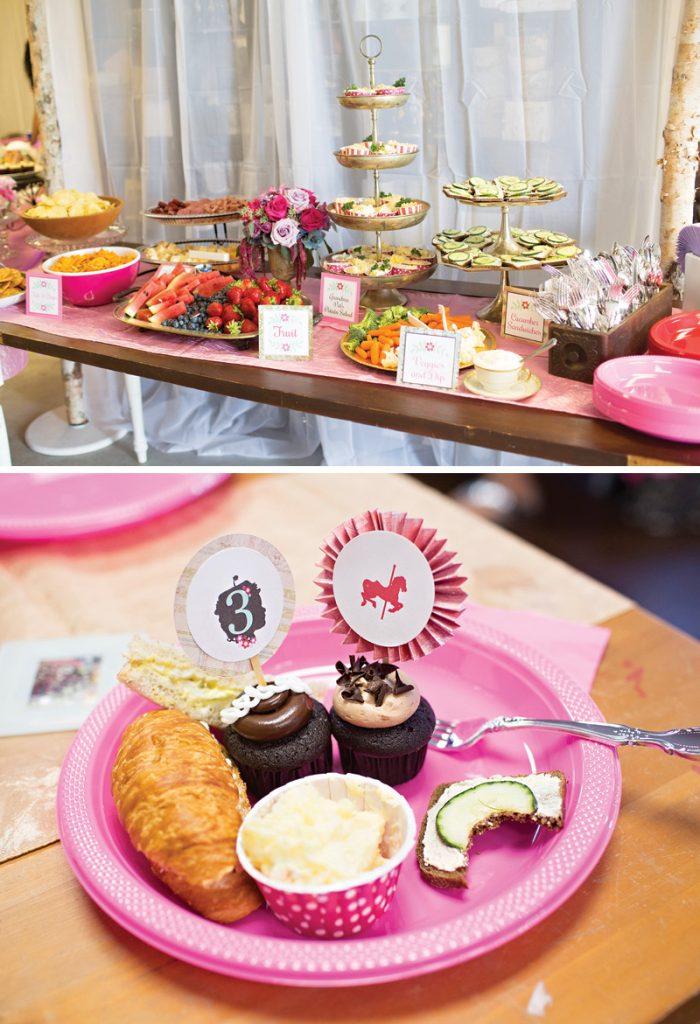 birthday party kid food ideas