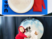 et movie birthday party