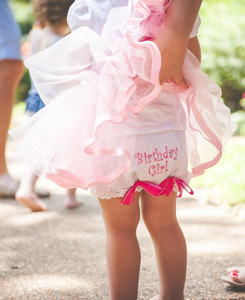 birthday girl bloomers
