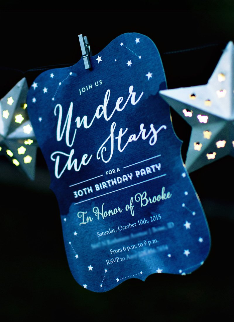 dreamy backyard under the stars s mores bar hostess with the