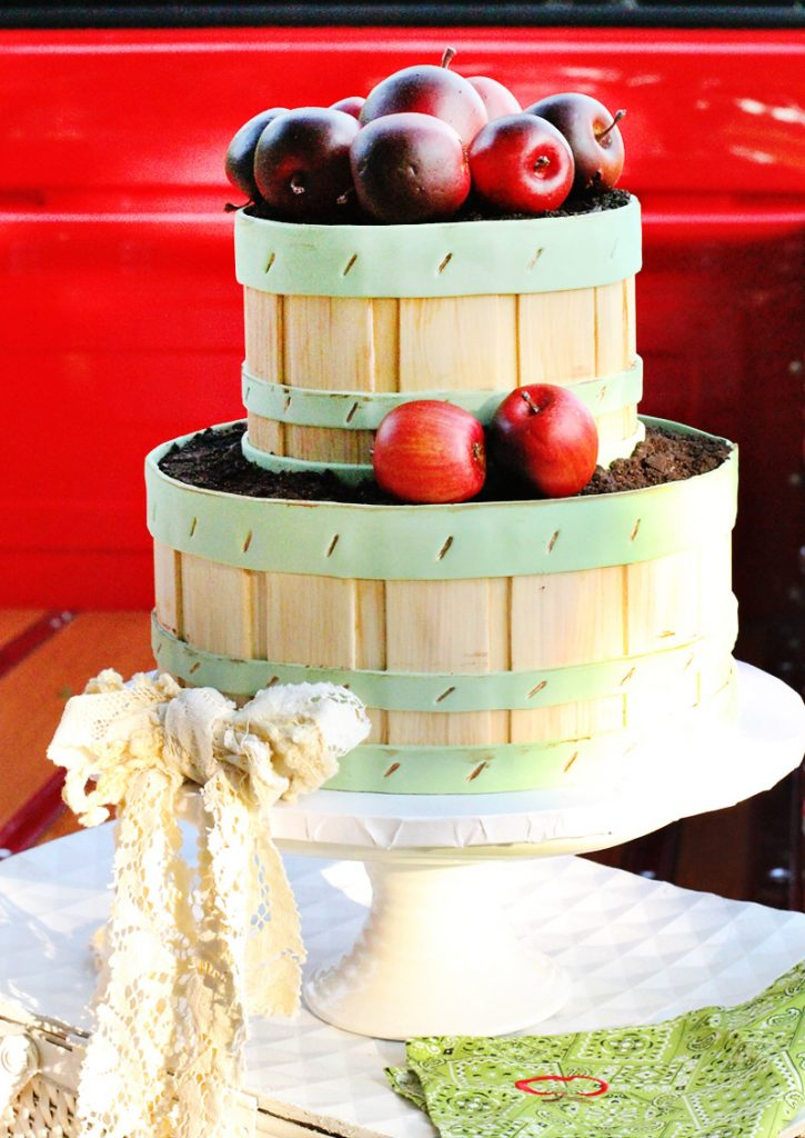 Fabulous Fall Apple Party & Truck Tailgate