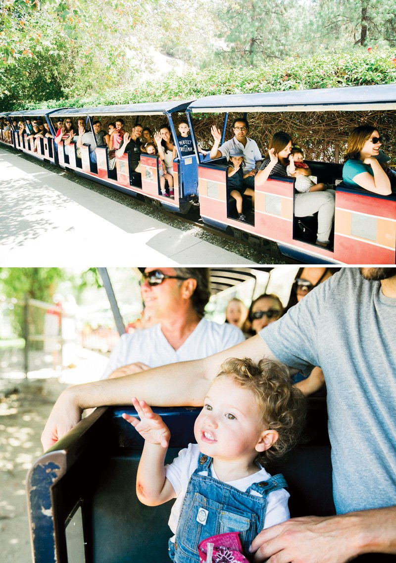 birthday-party-train-ride