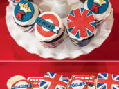 british cupcakes and cookies