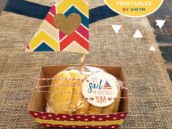 DIY Cookie Packaging Gift Idea & Free Printables from HWTM