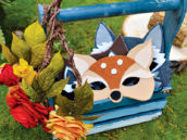 forest party animal masks