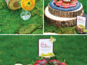 forest themed party desserts