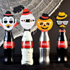 halloween-coke-bottles