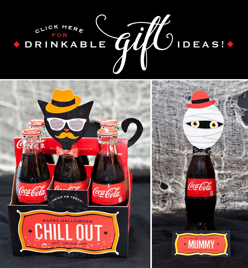 Halloween Coca-Cola Gift Ideas