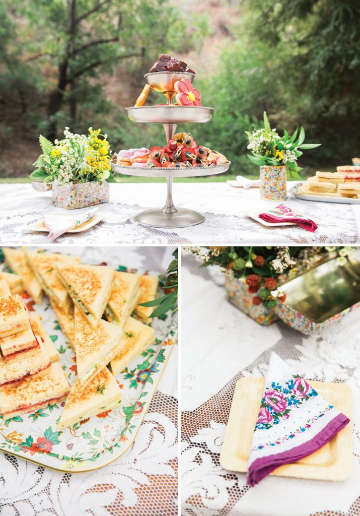 picnic birthday party food ideas